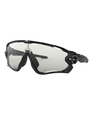 Oakley Canada Lunette Oakley Jawbreaker Polished Black Clear to Black Photochromic