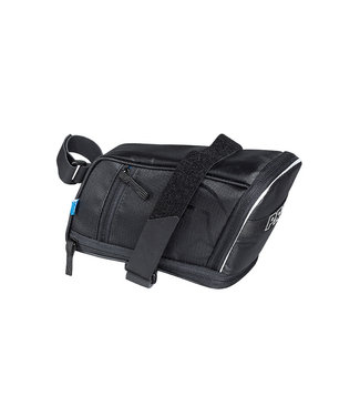 Pro Sac de Selle PRO Maxi Plus Noir Strap system