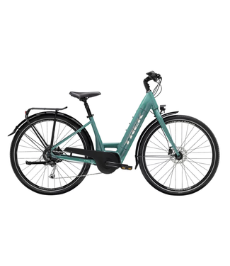 TREK 21 Trek Verve+3 Low-step Teal
