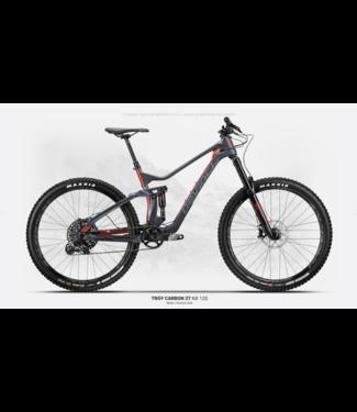 Devinci 19 Devinci Troy Carbon 27.5 NX Techtonic Red