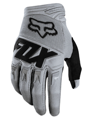 FOX Gants Fox Dirtpaw Gris/Noir