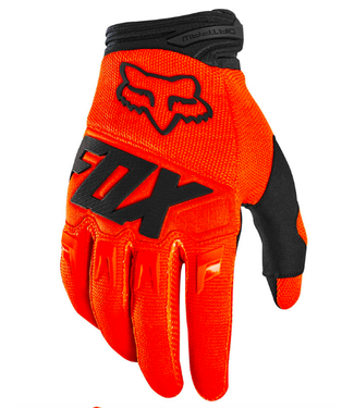 FOX Gants Fox Dirtpaw Flo Orange