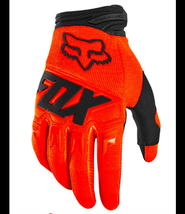 FOX Gants Fox Dirtpaw Flo Orange