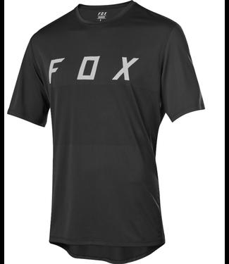 FOX Chandail Fox Ranger SS Noir LOGO Gris