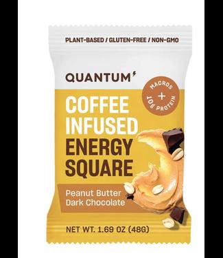 quantum Barres Quantum Squares Chocolat Noir/ beurre arachides