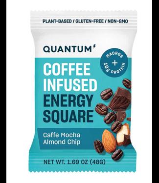 quantum Barres Quantum Squares Café Moka/Amandes