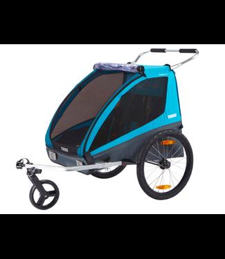 Thule Thule Chariot Coaster Bleu