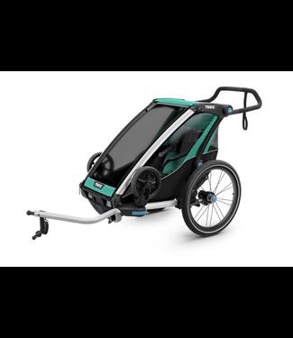 Thule Thule Chariot lite Bleu-Vert