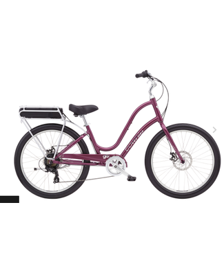 Electra 20 Electra Townie GO Step-thru Bourgogne Medium