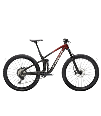 TREK 21 Trek Fuel Ex 8 XT Rage Red/ Black