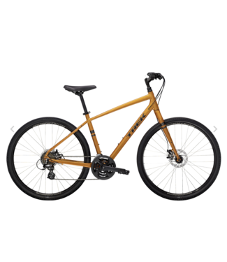 TREK 21 Trek Verve 1 Disc Orange