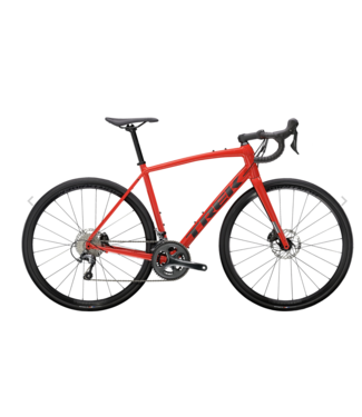 TREK 21 Trek Domane Al 4 Disc Radioactive Red