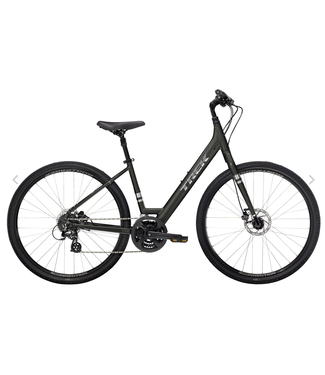 TREK 21 Trek Verve 2 Low-step Lithium Grey