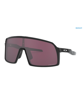 Oakley Lunette Oakley Sutro S Polish Black Prizm Road Black
