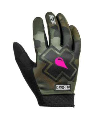 Muc-Off Gants Muc-Off MTB Ride Unisexe Camo