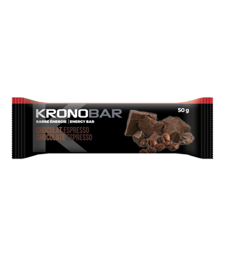 KRONO Barre Krono Énergie Choco-Cerise 50g
