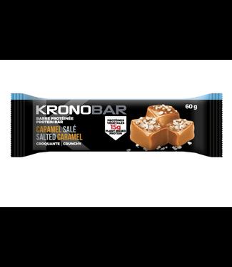 KRONO Barre Krono Énergie Caramel Salé 60g
