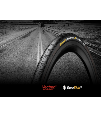 CONTINENTAL Pneu Continental Grand Prix 4-Season Tire Black Edition