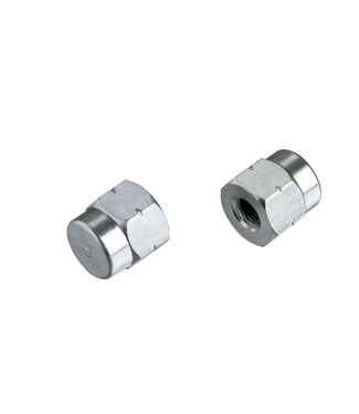 Tacx T1416 Noix pour axe 3/8'' (2 pieces)