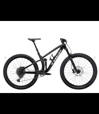 TREK 21 Trek Fuel EX 9.7 Matte Raw Carbon/Gloss Trek Black