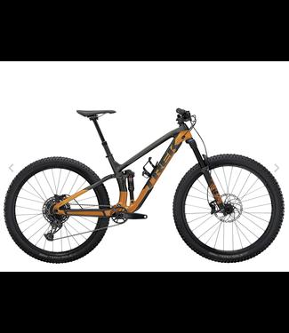 TREK 21 Trek Fuel EX 9.7 Lithium Grey/ Factory Orange