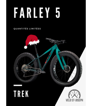 TREK Location Fat Bike pour Noël - Farley 5