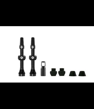 Muc-Off Muc-Off Valve Tubeless  Presta 44mm Noir  Paire