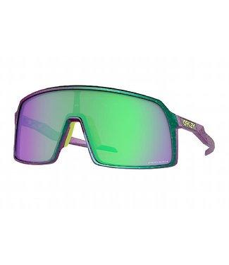 Oakley Lunette Oakley Sutro Green Purple / Prizm Rad Jade