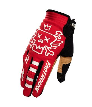 Fasthouse Gants Fasthouse Speed Style Rouge