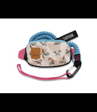 shotguun Corde de remorquage Shotgun avec sac à la taille