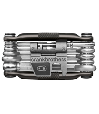 CRANK BROTHERS Multi-Outil Crankbrothers M17 Midnight Edition