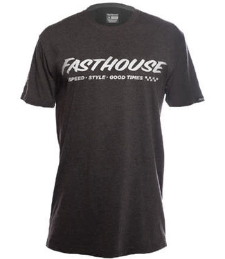 Fasthouse Chandail Fasthouse Prime Tech Gris