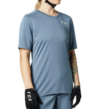 FOX Jersey Fox Ranger Femme Bleu Mat