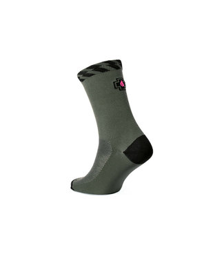 Muc-Off Chaussettes Muc-Off Technical Riders Vert