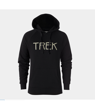 BONTRAGER Hoodie Trek Logo Black
