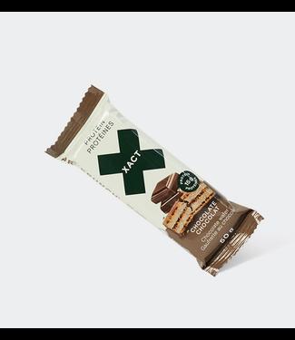 Xact Barre Energie Protéine Xact Chocolat