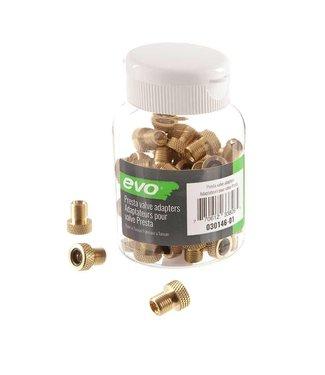 Evo EVO Adaptateurs de valve Presta