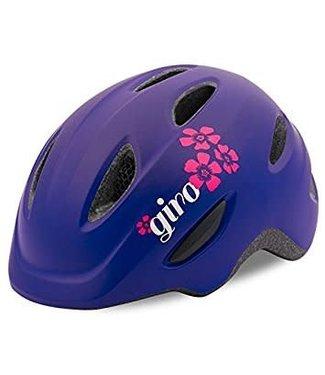 Giro Casque Giro SCAMP MAUVE FLEURS
