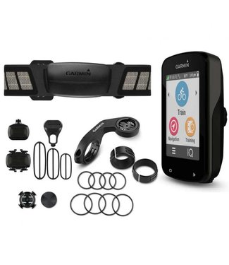 Garmin Garmin Edge 820 Bundle Noir
