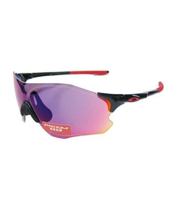Lunette Oakley EVZero Path Polished Black w  Prizm Road - Vélo Saint ... a3b13f630e8f