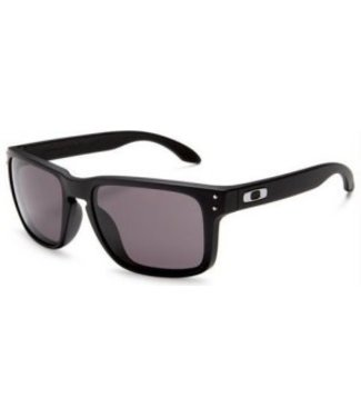 Oakley Lunette Oakley HOLBROOK Matte Black / Warm Grey