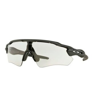 Oakley Canada Lunette Oakley Radar EV Path Steel w/Clear to Black Iridium Photochromic