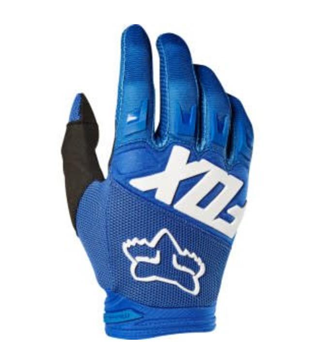 FOX Gant FOX DIRTPAW Bleu