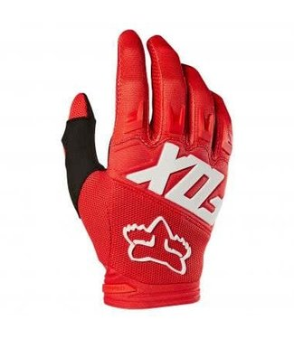 FOX Gants FOX DIRTPAW Rouge