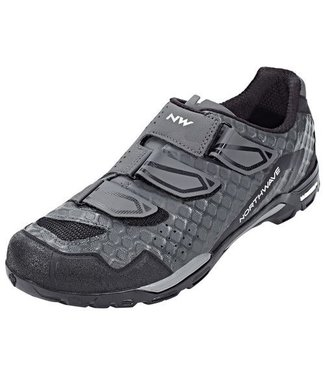 Northwave Chaussure Northwave, Outcross 3V Anthra/Black MTB
