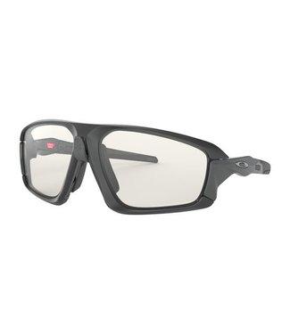 Oakley Canada lunette oakley Field Jacket noir mat photocromic noir clair