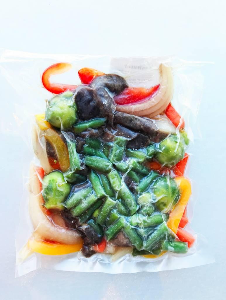 Sauté de boeuf & légumes Ultra FIT