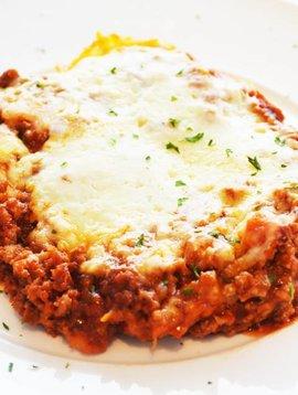 Meat lasagna (325g)