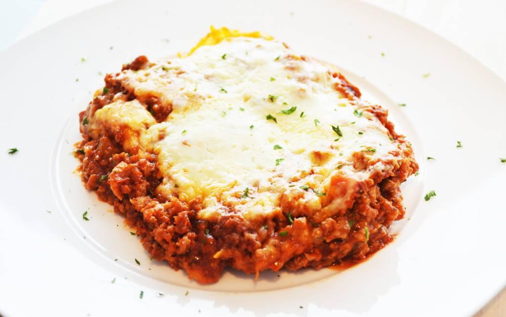 Lasagne extra viande