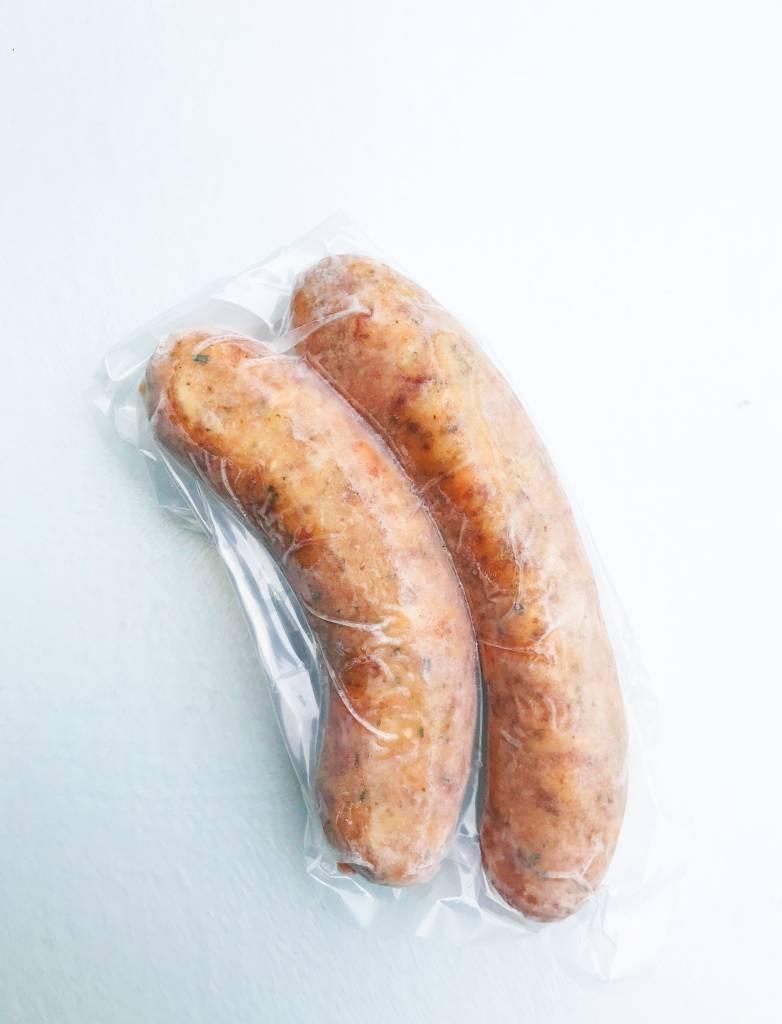 1608 & Herbs sausages